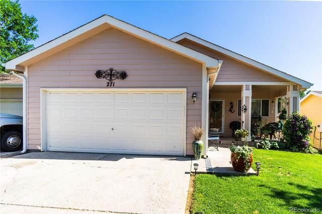 271 Acacia Drive, Loveland, CO 80538 (MLS #5774446) :: Find Colorado
