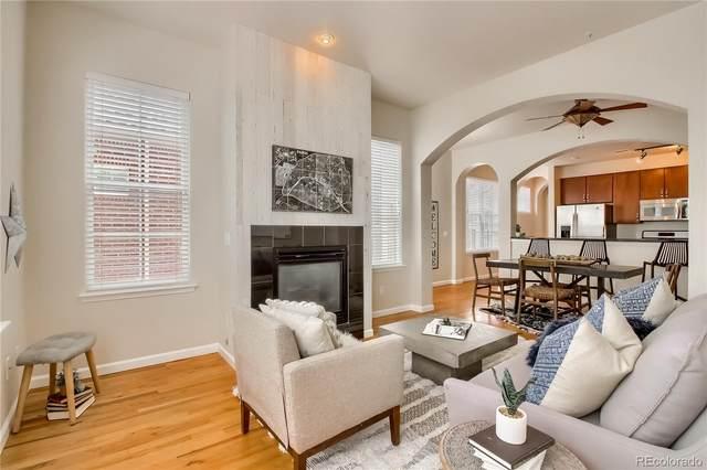 1489 Steele Street #211, Denver, CO 80206 (#5774855) :: Kimberly Austin Properties