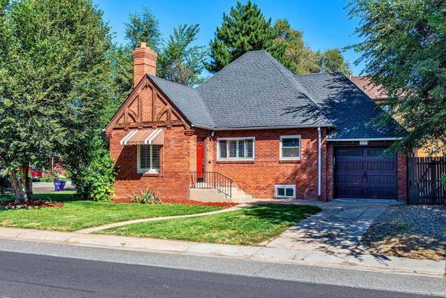 6301 E 8th Avenue, Denver, CO 80220 (#5775132) :: Arnie Stein Team | RE/MAX Masters Millennium