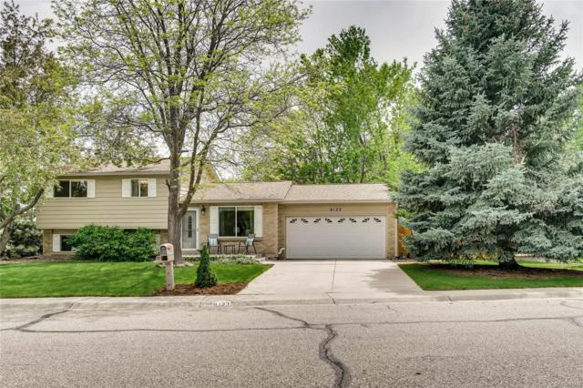8133 Ammons Way, Arvada, CO 80005 (#5775136) :: The Galo Garrido Group