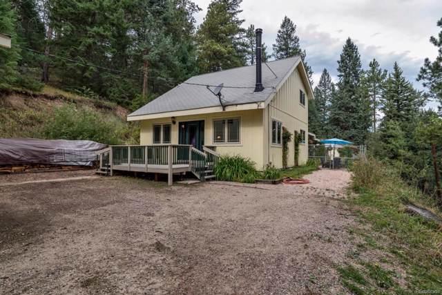 8057 S Deer Creek Canyon Road, Morrison, CO 80465 (#5775369) :: The Heyl Group at Keller Williams