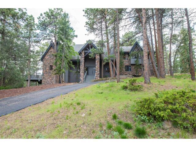 699 Soda Creek Drive, Evergreen, CO 80439 (MLS #5775599) :: 8z Real Estate