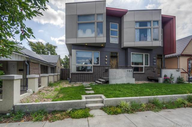 754 Inca Street, Denver, CO 80204 (#5775650) :: Portenga Properties