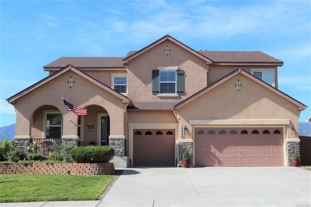 14668 Allegiance Drive, Colorado Springs, CO 80921 (MLS #5775760) :: 8z Real Estate