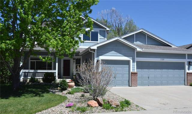 759 Teal Circle, Longmont, CO 80503 (#5775761) :: The Peak Properties Group