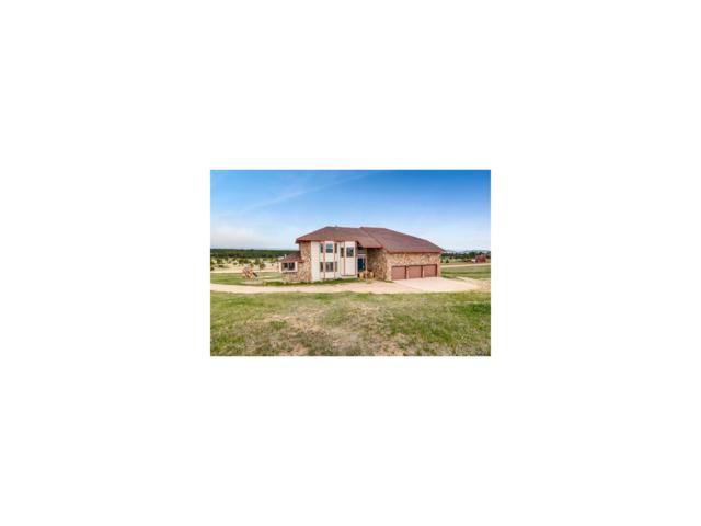 5520 Ramblin Rose Road, Colorado Springs, CO 80908 (MLS #5776309) :: 8z Real Estate