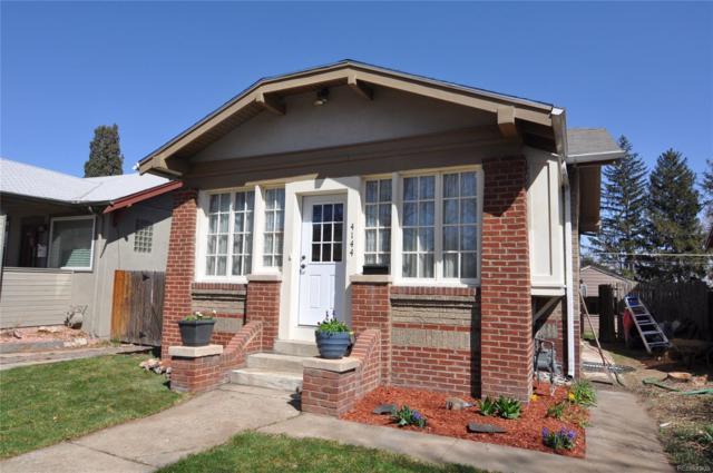 4144 Eliot Street, Denver, CO 80211 (#5776467) :: The Peak Properties Group