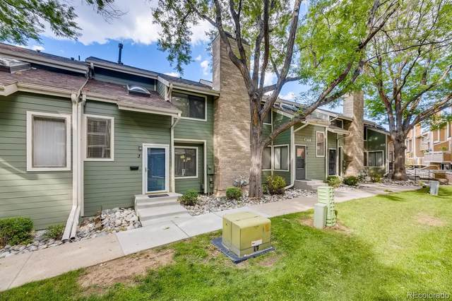 8777 W Cornell Avenue #3, Lakewood, CO 80227 (#5776888) :: Compass Colorado Realty