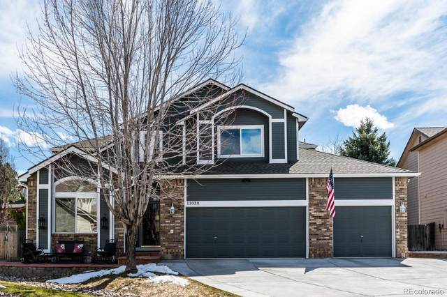 11038 Independence Circle, Parker, CO 80134 (#5776947) :: The Dixon Group