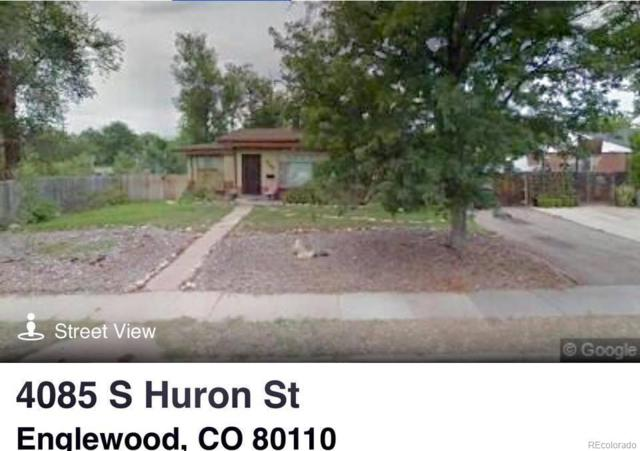 4085 S Huron Street, Englewood, CO 80110 (#5776992) :: The City and Mountains Group