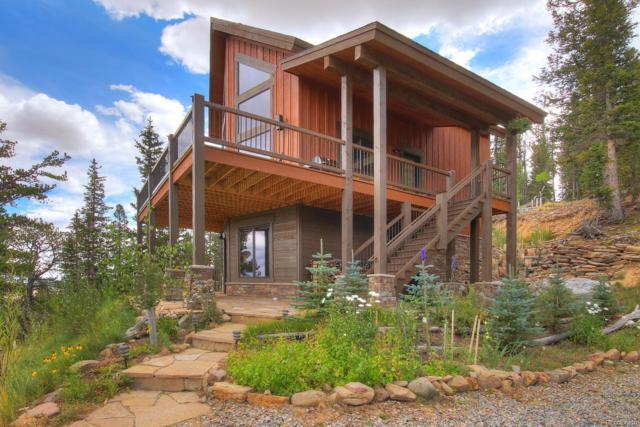1665 High Creek Road, Fairplay, CO 80440 (#5777127) :: The Peak Properties Group