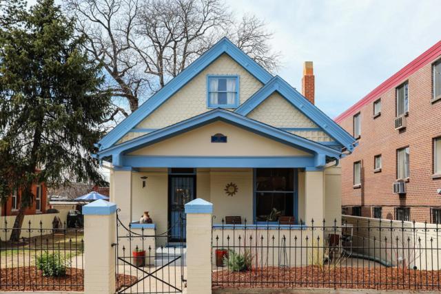 57 S Pearl Street, Denver, CO 80209 (#5777227) :: Bring Home Denver