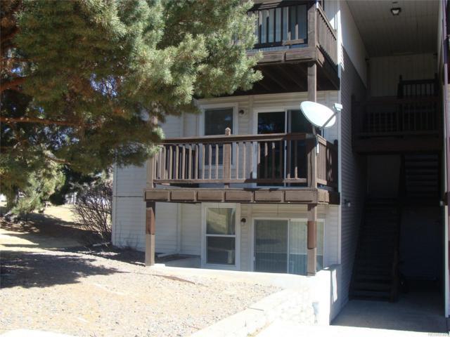 17301 E Mansfield Avenue 122L, Aurora, CO 80013 (#5777347) :: RE/MAX Professionals