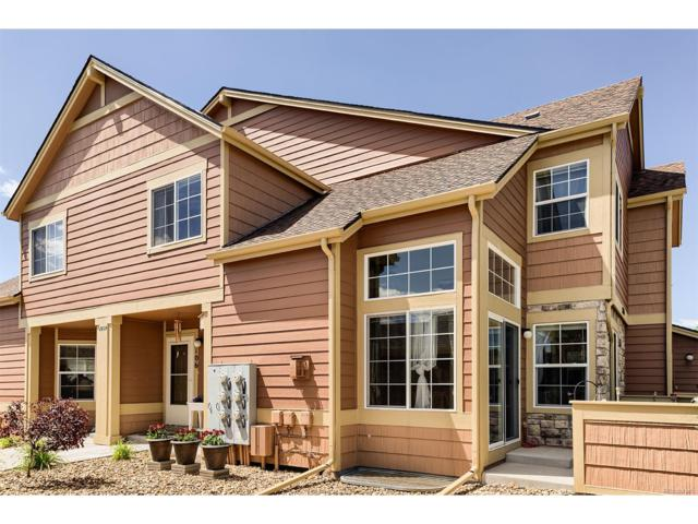 2639 Cutters Circle #106, Castle Rock, CO 80108 (#5777381) :: The Griffith Home Team