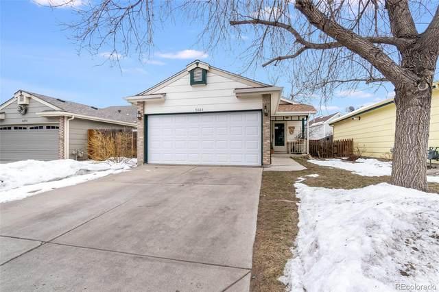 5686 S Zinnia Street, Littleton, CO 80127 (MLS #5777423) :: 8z Real Estate