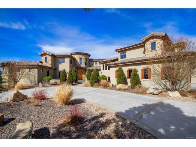 5325 Aspen Leaf Drive, Littleton, CO 80125 (MLS #5777507) :: 8z Real Estate