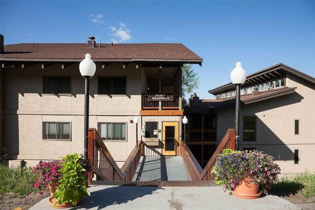 2215 Storm Meadows Drive #230, Steamboat Springs, CO 80487 (#5777754) :: Hudson Stonegate Team