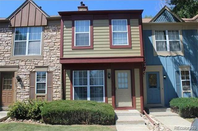 11953 E Ford Drive, Aurora, CO 80012 (#5778173) :: Chateaux Realty Group