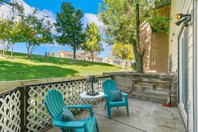 14500 E 2nd Avenue 105A, Aurora, CO 80011 (#5778348) :: Springs Home Team @ Keller Williams Partners