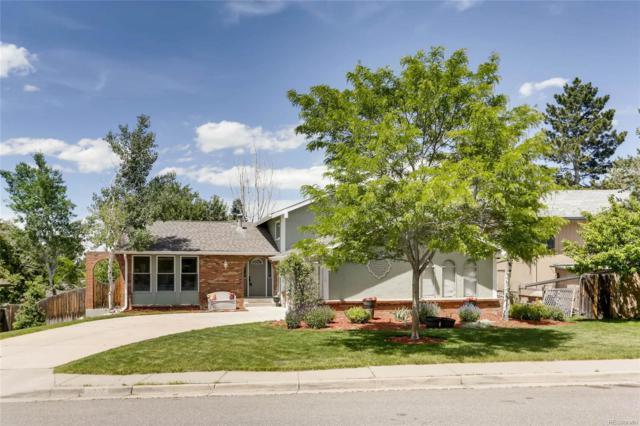 2737 E Jamison Avenue, Centennial, CO 80122 (#5778518) :: Wisdom Real Estate