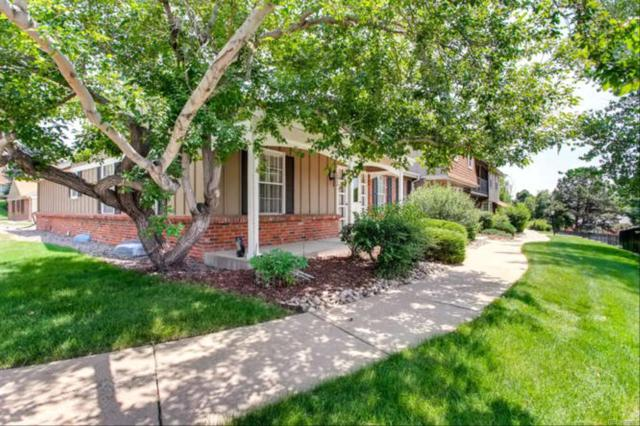 7101 W Yale Avenue #3903, Denver, CO 80227 (#5778600) :: My Home Team
