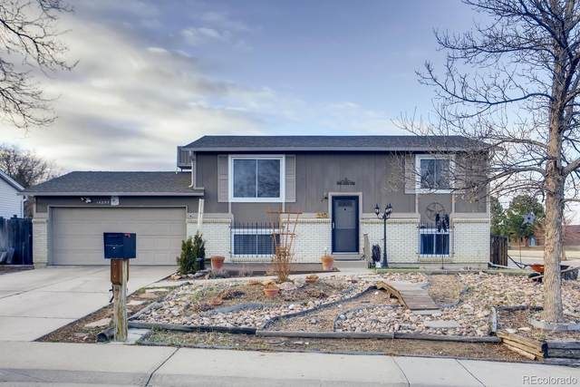 16095 E Columbia Place, Aurora, CO 80013 (#5778725) :: The Brokerage Group