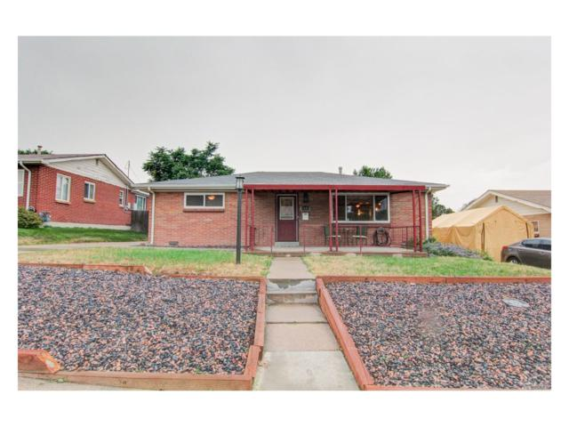 1681 S Clay Street, Denver, CO 80219 (MLS #5779546) :: 8z Real Estate