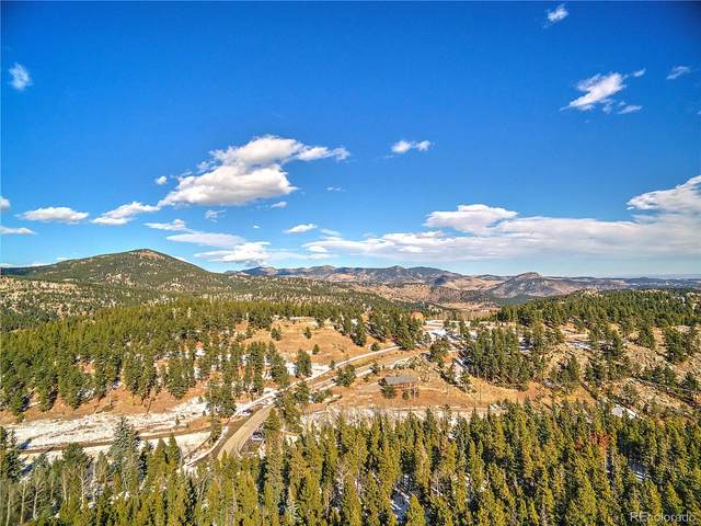 27348 Squaw Pass Road, Evergreen, CO 80439 (MLS #5779559) :: Clare Day with LIV Sotheby's International Realty