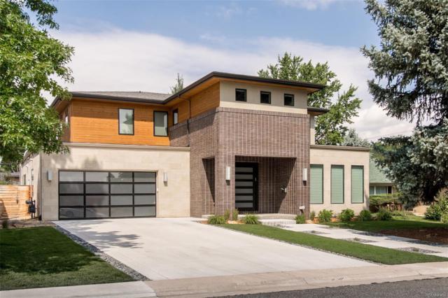 25 S Glencoe Street, Denver, CO 80246 (#5779756) :: The HomeSmiths Team - Keller Williams