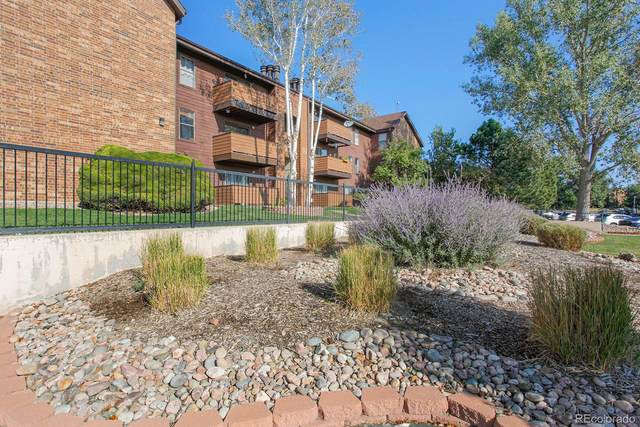 211 Wright Street #103, Lakewood, CO 80228 (#5780399) :: Mile High Luxury Real Estate