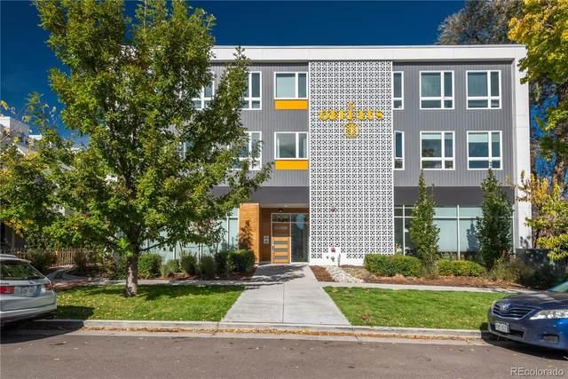 2835 W 24th Avenue #202, Denver, CO 80211 (#5780624) :: Sultan Newman Group
