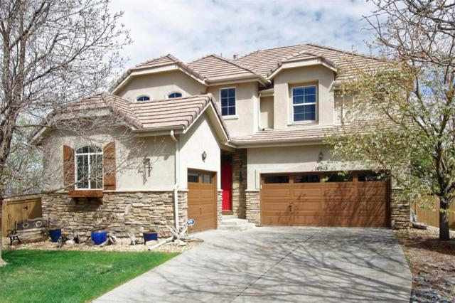10515 Westcliff Way, Highlands Ranch, CO 80130 (#5780822) :: House Hunters Colorado
