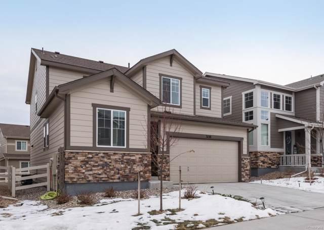 3138 Bittern Street, Castle Rock, CO 80104 (MLS #5780862) :: Colorado Real Estate : The Space Agency