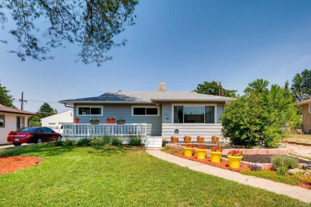 1258 S Vallejo Street, Denver, CO 80223 (#5781000) :: Sellstate Realty Pros