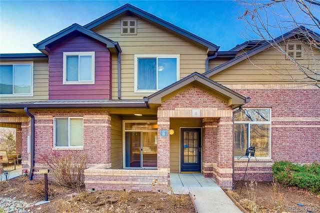 6440 Silver Mesa Drive B, Highlands Ranch, CO 80130 (MLS #5781806) :: 8z Real Estate