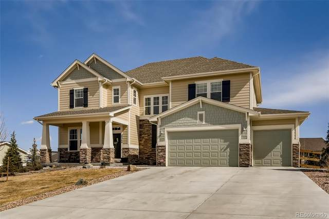 23260 E Rockinghorse Parkway, Aurora, CO 80016 (MLS #5781923) :: Keller Williams Realty