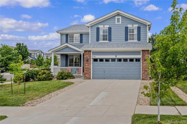 2141 Buttercup Street, Erie, CO 80516 (#5782407) :: The DeGrood Team