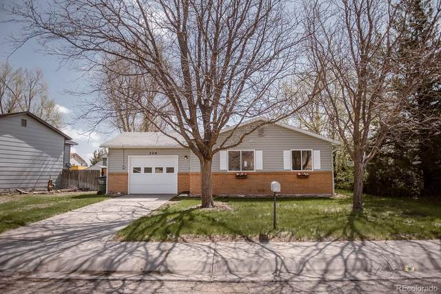 304 21st Avenue Court, Greeley, CO 80631 (MLS #5782487) :: Keller Williams Realty