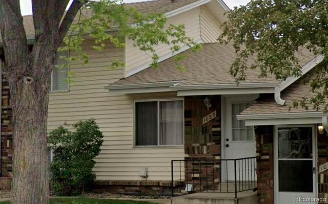 1023 S Miller Way, Lakewood, CO 80226 (#5782710) :: Berkshire Hathaway Elevated Living Real Estate