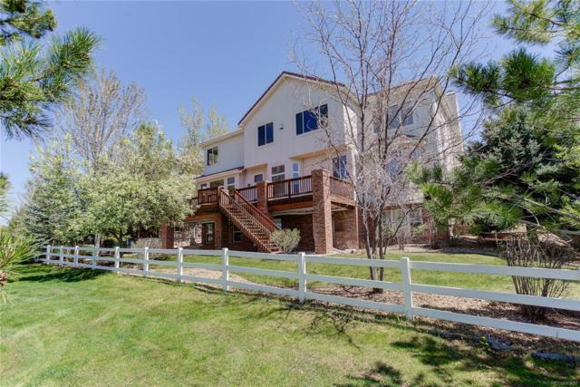 10435 Carriage Club Drive, Lone Tree, CO 80124 (#5782853) :: Wisdom Real Estate