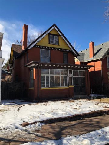 1353 Clayton Street, Denver, CO 80206 (#5782937) :: Wisdom Real Estate