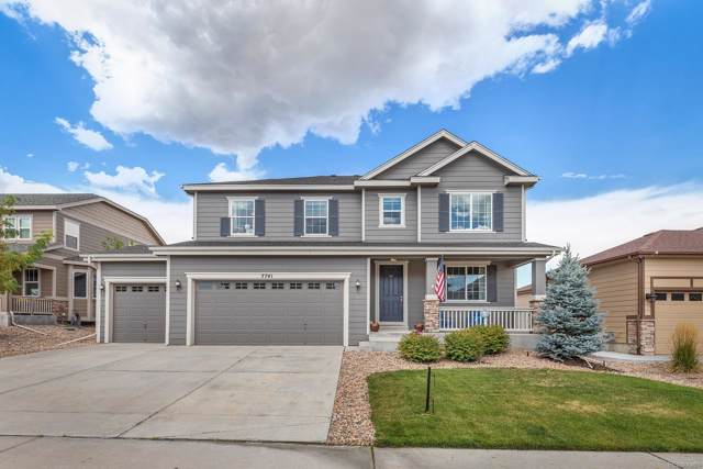 7741 Blue Water Lane, Castle Rock, CO 80108 (MLS #5783304) :: 8z Real Estate