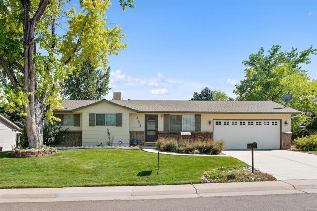 152 Pegasus Drive Drive, Littleton, CO 80124 (#5783597) :: Bring Home Denver