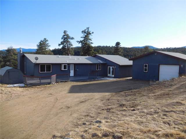 604 Conifer Drive, Bailey, CO 80421 (MLS #5783662) :: Bliss Realty Group