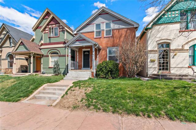 456 S Pearl Street, Denver, CO 80209 (MLS #5783682) :: The Sam Biller Home Team