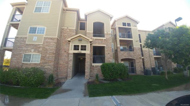 17209 Wilde Avenue #303, Parker, CO 80134 (#5783759) :: Colorado Home Finder Realty