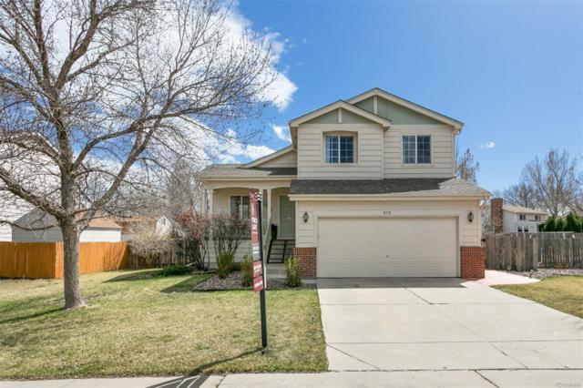 4312 E 94th Drive, Thornton, CO 80229 (#5783805) :: The Pete Cook Home Group