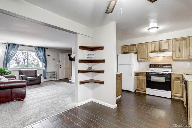 4602 Everett Street, Wheat Ridge, CO 80033 (#5783953) :: The Peak Properties Group