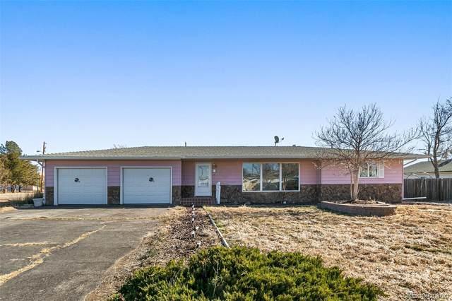 190 N Main Street, Keenesburg, CO 80643 (MLS #5784054) :: 8z Real Estate