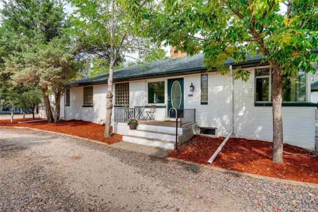 7475 W 48th Avenue, Wheat Ridge, CO 80033 (#5784270) :: The Peak Properties Group